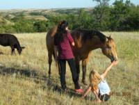 Ranch Vacation for Kids in North-Dakota, USA!