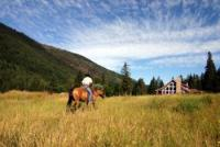 Adult Oriented Guest/Dude Ranch vacation at Tod Mountain Ranch in beautiful British Columbia, Canada