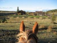 Big Bar Ranch-nestled in the rolling hills of the Cariboo, Canada - where time has no meaning.