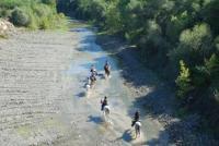 Riding Holidays in Cappadocia, Turkey at the Akhal-Teke Horse Riding Center!