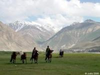 Horse trekking Holidays in Afghanistan and Pakistan
