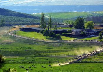 Sundance Guest Ranch in Ashcroft, BC / British Columbia