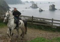 Aventuras a caballo - Horse riding vacation in Spain - Horse Adventures in Asturien!
