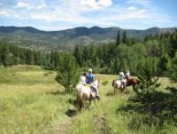 Ranch Holiday & Western Experience in Colorado at North Fork Ranch! Riding in Colorado!