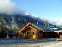 Taseko Lake Lodge: Horseback riding and packhorse trips in the Wild West of Canada