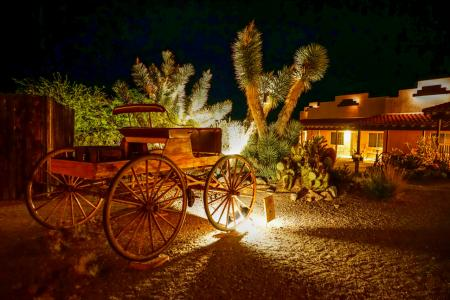 Stagecoach Trails Guest Ranch in Yucca / Arizona