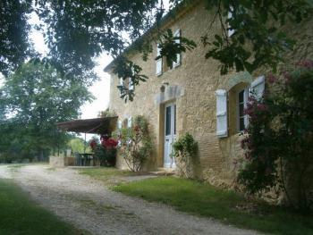 Grandfather's house in Bazian / Midi-Pyrénées