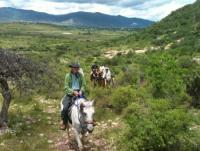 Riding Vacations and Excursions in Oaxaca, Mexico  Overnight Adventures to 10 Day Expeditions