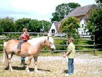 Horseback Riding Vacations at the 1000 Acres Dude Ranch Resort in the Adirondacks in NY/USA