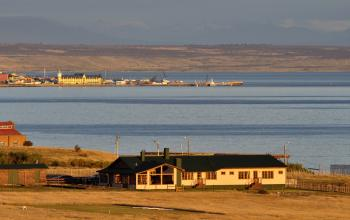 Bories House in Puerto Bories, Puerto Natales, Patagonia / further Regions