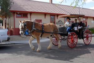 Tour of Wickenburg, AZ USA