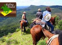Riding holidays in Brazil. Gigantic, exotic and a paradise for both horse and rider!