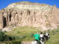 Riding holidays for intermediate level and above in Cappadocia, Turkey