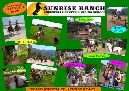 Sunrise Ranch in Mal Pais, Santa Teresa or Montezuma / All Regions