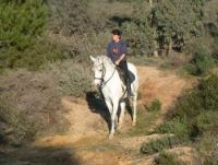 Finca 'El Capitan' - Horseback Riding Vacations in Spain near Sevilla!
