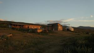Our Farm in the pasture land with Jurt for guests