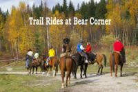 Horseback Riding Vacations in Golden, Canada: Bear Corner Bed & Bale in the Canadian Rocky Mountains