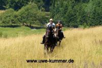 Trekking in Thuringia Schmiedefeld am Rennsteig