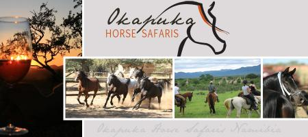 Okapuka Horse Safaris in Windhoek / All Regions