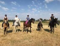 Annie's riding holidays-Horseback Riding Vacations for Kids&Teens in Somerset in South West England!