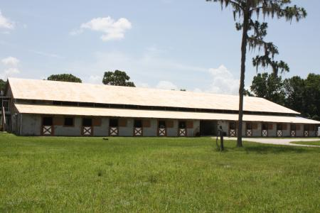 Huntsville Equestrian Center in Odessa / Florida