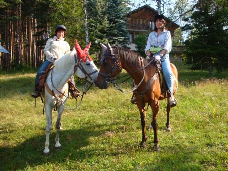 Equestrian center Sivek in Velingrad / Plovdiv