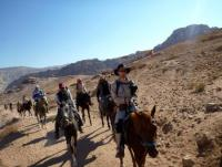 Arabian Riding Adventure with Jordan Inspiration Tours!