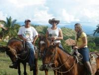 Carlos Caballos: Horseback Riding Vacations in Colombia, Santa Fe de Antioquia, Latin America