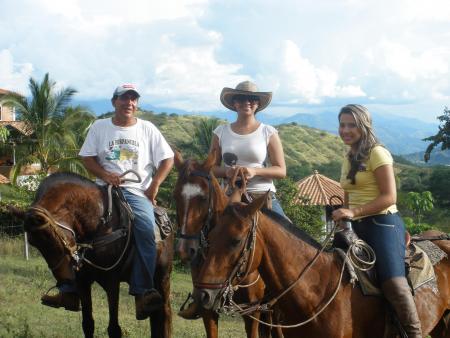 Carlos Caballos en  Santa Fe de Antioquia / Todas las Regiones