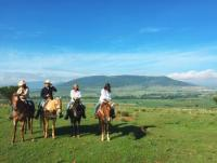 Rancho Las Cascadas - Horseback Riding, Cultural Tours and Relaxation at it´s best.