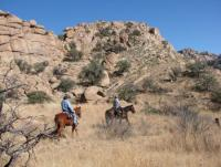 Beautiful Southern Arizona Horseback Riding Vacations
