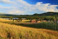 Campbell Hills Guest Ranch BC - Trail rides in the interior of British Columbia