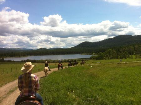 Training Company, Dude/Guest Ranch, Ranch Resort in Kamloops