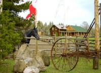 * Recreation In The Saddle * Country- and Ranch Vacations to Your Heart in Canada, BC