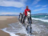 Panorama-Trails - Vacaciones a Caballo en Cataluña/España