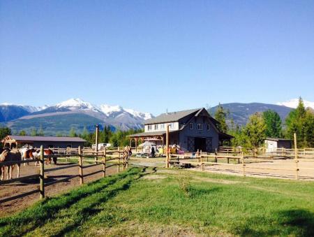Willow Ranch Valemount in Valemount / British Columbia