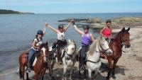 Horse Riding Holidays and Summer Camps in the Catalan pyrenees and Costa Brava