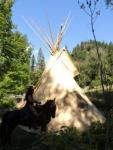 Horseback Riding Adventures at  Silver Spur Trails Wilderness Ranch in B.C. West-Canada