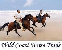 Wild Coast Horseback Riding Adventures - Riding Vacations in South Africa, Kei Mouth Wild Coast!