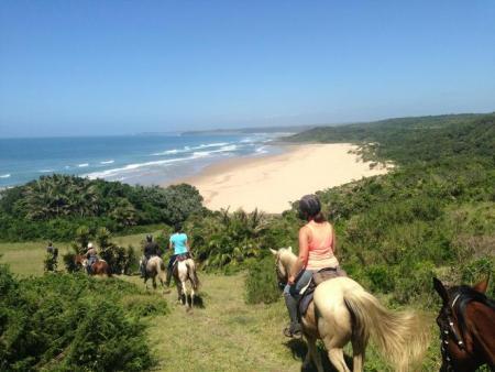 Wild Coast Horse Trails in Kei Mouth Wild Coast / Eastern Cape