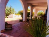 Charming Maison d'Hôte mit  Stables in Olivegrow Seaview and Pool in Zarzis South-Tunisia