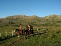 CABALLOS DE LUZ -  Uruguay off the beaten track - Wonderful Horseback Riding Vacations in Rocha!