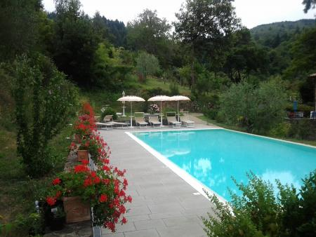 Holiday Company, Dude/Guest Ranch, Farm, Riding Stable, B & B for Horsemen, Hotel for Horsemen in Moncioni, Montevarchi (AR)