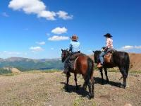 Chilcotin Holidays -  Horseback Riding in Canada / British Columbia