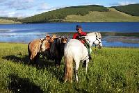 TrekMongolia-Horseback Riding Vacations in Northern Mongolia: discover a breathtaking land by horse!