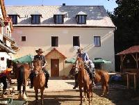 Holidays on horseback in northern Bohemia - Czech Republic