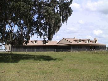 Bed and Breakfast in Bushnell / Central Florida minutes from I-75 / Florida